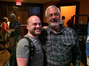 Me and Barney Frank